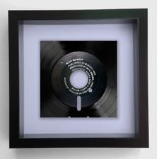 New Order - Blue Monday - Vinyl Record Art 1983