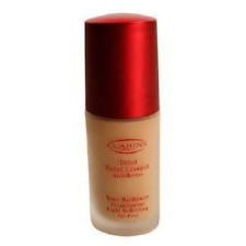 CLARINS True Radiance Foundation Light Reflecting Oil Free Latte #4 ~ 1.06 oz