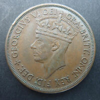 One Twelfth of a Shilling George VI  - Jersey Coin Liberated 1945