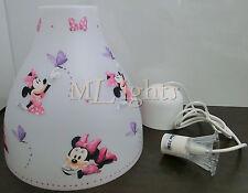Hängelampe - MINNIE MOUSE / MINNIE MAUS - Deckenleuchte -Deckenlampe - Lampe
