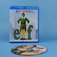 Will Ferrell - Elf Blu-Ray - Bilingual - Christmas - GUARANTEED