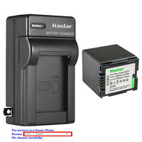 Kastar Battery Wall Charger for Panasonic CGA-DU21 CGR-DU21 & PV-GS200 PV-GS250