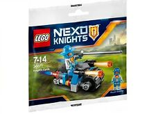 LEGO Nexo Knights 30371 Knight's Cycle Includes Legoland Coupon / Royal Soldier