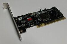 PCI 2 x SATA CONTROLLER CON RAID 0,1 #I849