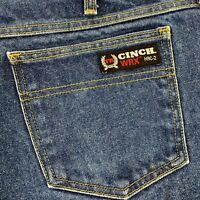 CINCH WRX Mens Flame Resistant Green Label HRC-2 ATPV 20.7 Work Jeans Sz 38x36
