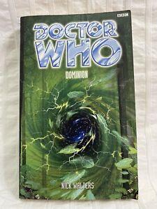 Doctor Who EDA: Dominion