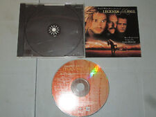 Legends Of The Fall - Soundtrack (Cd, Compact Disc) Complete Tested