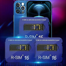 R-SIM16 Unlock Card Sticker für iOS14 & iPhone System 5G
