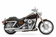 For All Harley Davidson Dyna Glide 96 To 05 Models - Quick Detachable Bag System