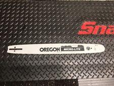 "Oregon 200MLBK095 Micro Lite Chainsaw Saw Bar CZ 20"" .325 78 DL"