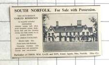 1936 Gabled Residence South Norfolk For Sale With Possession