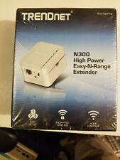 Trendnet TEW-737HRE/A N300 High Power Easy-N-Range Wireless Extender TEW-737HRE