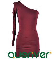 Unbranded One Shoulder Above Knee, Mini Dresses