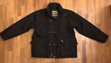 CAT Nylon Work Insulated Coat Jacket, Large