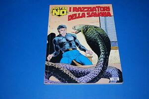 MISTER NO 178 I Razziatori della Savana , Sergio Bonelli Editore.