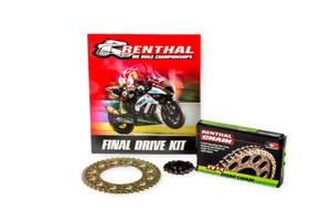Ducati ST4S 2001 Renthal R4 Kit Chaine & Pignon
