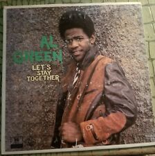 "AL GREEN JUKEBOX EP COMPACT ""LET'S STAY TOGETHER"" M- W/ TITLE STRIPS"