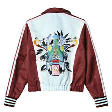Adidas Originals Varsity Jacket Mary Katrantzou Ladies Reversible S07419