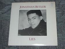 """Jonathan Butler:  Lies    7""""  MINT UNPLAYED VINYL"""