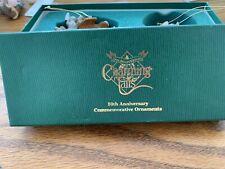 "Charming Tails "" 10th Anniversary Ornaments"" Dean Griff Nib"