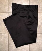 DOCKERS * Mens Black Casual Pants * Size 34 x 32 * EXCELLENT