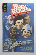 BUCK ROGERS #2 VOL. 1 - 1979 GOLD KEY LOGO EDITION - BRONZE AGE COMICS