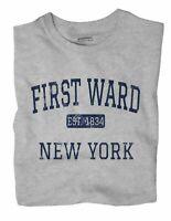 New Andre Ward Boxing Logo Black T-Shirts Tee Grey Tee Men/'s S to 3XL