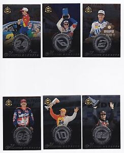 1998 Pinnacle Mint SILVER TEAM PARALLEL #28 Dale Jarrett BV$6!!! ONE CARD ONLY!