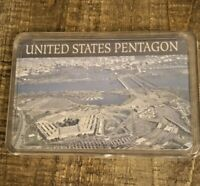 UNITED STATES PENTAGON sealed vintage set of playing cards