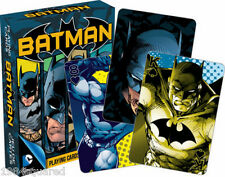 Batman Playing Cards Deck DC Jim Lee Neal Adams Frank Miller Poker New Mint