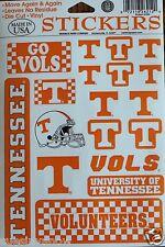 18 Tennessee Volunteers RU Orange Decal VOLS Stickers College football NCAA