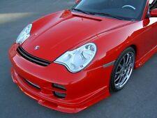 Porsche 986 / 911 996 MK1 & Mk2 GT2 style update front Bumper spoiler