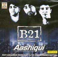 B21 AASHIQUI   - BRAND NEWBHANGRA CD - free uk post