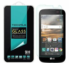 TechFilm® Tempered Glass Screen Protector Saver Shield For LG K3