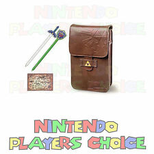 Nintendo The Legend Of Zelda Adventurer's Storage Case Pouch Kit 3DS XL, 3DS ++