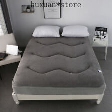 Tatami Mattress Thickened Bed Carpet Double Floor Sleeping  Mats 6cm Thickness