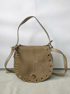SEE BY CHLOÉ Kriss Small Hobo Shoulder Bag $495 FREE WORLDWIDE SHIPPING