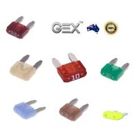 170pcs Mixed Car Fuse Auto Truck SUV Fuses Mini Blade Fuse Kits Set 5-30A