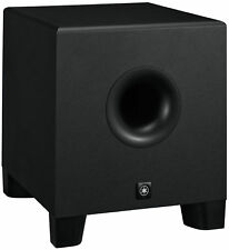 Yamaha HS8S Studio Subwoofer HS-8S Best deal on eBay Brand NEW