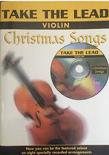 Take The Lead Christmas Songs (Violin) - Shop Display
