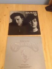 Vinyl Records Carpenters Yesterday Once More & Tears For Fears Songs From The Bi