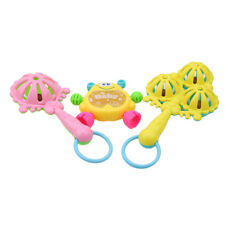 7 Pcs/Set Newborn Baby Toy 0-1-2-3 Year Old Baby Rattle Bell Toy Collection one