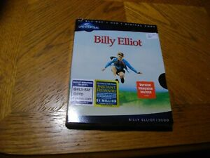 Billy Elliot (Blu-ray/DVD, 2012, 2-Disc Set, Canadian; 100th Anniversary)