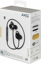 AKG N200 Bluetooth Wireless In-Ear headphones Black