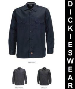 Dickies WL576 Long Sleeve Slim Fit Work Shirt langarm Hemd