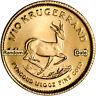South Africa Gold Krugerrand 1/10 oz - BU - Random Date