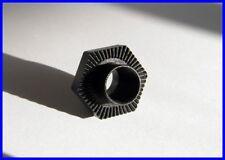 HUBDOCTOR MAVIC 9MM THREAD AXLE NUT FOR 2013 & UP ROAD WHEELS 6061 ALUMINUM NEW
