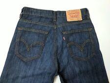 Levi Strauss & Co 753 Men's Jeans Stretch Slim Straight Fit Indigo W30 L30 New
