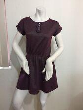 Zara Kids Dress Size 13-14 Years, 164cm, Burgundy