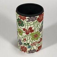 F//S Handicraft Circle Paper Box Yuzen Traditional Dyeing Paper Suzuki Shofudo